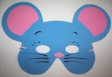NEW Animal Mouse foam half mask - Halloween costume