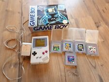 Nintendo Game Boy grau