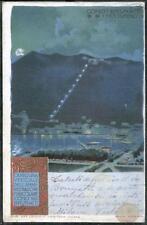 1900 - Como - Brunate (notturno)