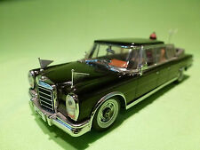 VITESSE MERCEDES BENZ 600 SMM LANDAULET AFRICAN KING CAR - VERY GOOD CONDITION