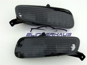 FIAT PUNTO EVO TYPE 199 ABARTH RACING SPORT SMOKED BLACK TURN SIGNALS LIGHTS