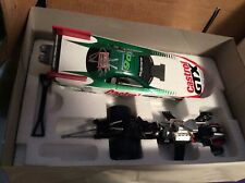 2000 John Force Mustang Action MAC TOOLS 1/24 Funny Car New In Box Lt signed