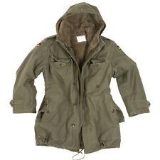 Abrigos y chaquetas de hombre militares color principal verde 100% algodón
