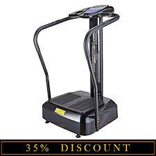 2000W Whole Body Vibration Machine Exercise Platform Massage Multi-Mode Music