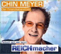 CHIN MEYER - REICHMACHER! REIBACH WER SICH KANN!  CD NEU