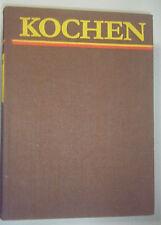 DDR Kochbuch=Ein neues Rezeptbuch für alle Leute~Backen/Brutzeln/Kochen/Mixen/..