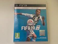 Juego FIFA 19 Legacy Edition para PS3 español FISICO