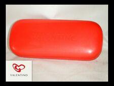 VALENTINO RED Hardcase CASE Eyewear Glasses EYEGLASSES SUNGLASSES