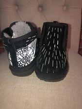Ugg Australia Limited Edition Millennium Falcon Star Wars Neumel Boots Kids 10