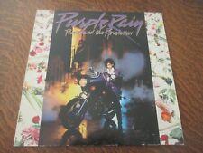 33 tours PRINCE AND THE REVOLUTION purple rain
