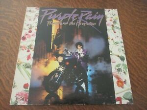 33 tours PRINCE AND THE REVOLUTION purple rain