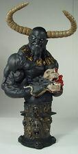 Chaos! Comics Lucifer Bust Back In Black Version Exclusive Ltd Ed Lady Death