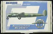 Anigrand Models 1/144 MESSERSCHMITT Me-264V-1 German Bomber