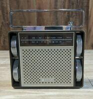 Vintage Sanyo Craig 1206 Rare Transistor Radio