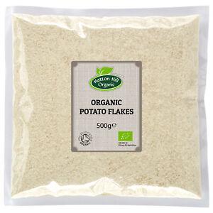 Organic Potato Flakes 500g Certified Organic