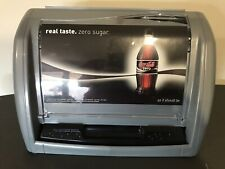 Coca Cola (Coke Zero) Straw Dispenser