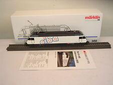 """Märklin h0 3450 E-Lok Br 460 016-9 SBB """"Ciba"""" métal modèle Delta/Digital -- b55"""