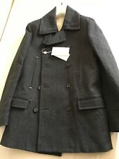Martin Margiela Mens Coat Peacoat -Line 14 -SIZE 48 **New with tags** RRP £1109