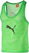 Jersey Puma Bib fluro green M