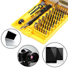 Professional 45in1 Electron Torx Screwdriver Tool Set Tweezers Mobile Kit Sets