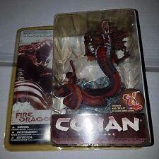 McFarlane Conan the Barbarian Series 1, Fire Dragon, Action Figure MIB