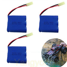 3Pcs Original 800mAh 9.6V Rechargeable Li-po Battery for GPTOYS S911 S912 Cars