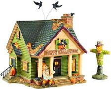 New ListingNew Retired Department 56, The Scarecrow House 4044881, Snow Village Halloween