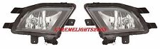 VOLKSWAGEN JETTA 2015-2017 FOG LIGHTS DRIVING LAMPS BUMPER LEFT RIGHT PAIR