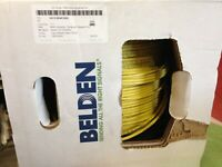 10FT Belden C6011080 24-4P Solid Gray Cat-6 Mod T568A//B UTP Patch Cords Pack of 15