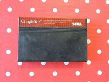Choplifter Sega Master System nur Modul