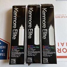 Kenmore Elite Premium Refrigerator Filter 46 9490 Lot Of 3 - ADQ73613402