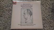 Wilhelm Furtwängler/ Berliner Philharmoniker - Beethoven Symphonie No. 9 LP 1937