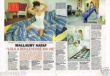 Coupure de presse 1994 (3 pages) Mallaury Nataf Le miel et les abeilles