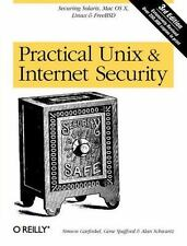 Practical Unix and Internet Security: By Garfinkel, Simson, Spafford, Gene, S.