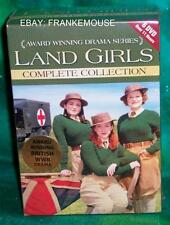 NEW BRITISH WWII DRAMA LAND GIRLS COMPLETE SERIES COLLECTION 6 DISC TV DVD SET