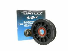 NEW Dayco Drive Belt Idler Pulley 89012 Ford GMC Chevrolet Chevy Jeep 1986-2013