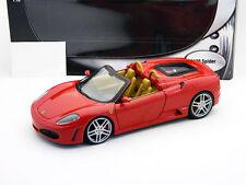 Ferrari f430 spider rouge 1:18 HOTWHEELS