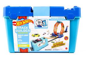 Track Builder Multi Loop Box Flk90  Multi-Colored