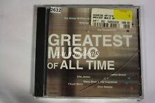 Greatest Music Of All Time The Temptations  Promo Music CD
