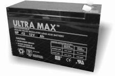 Power Equipment Brush Mower 12V 9Ah Replacement Ultramax Lawn and Garden Battery