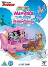 Mickey Mouse Clubhouse Minnie's Winter Bow Show 8717418475024 DVD Region 2
