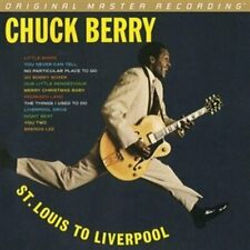 MOFI 776 | Chuck Berry Is On Top / St. Louis To Liverpool MFSL Gold CD oop