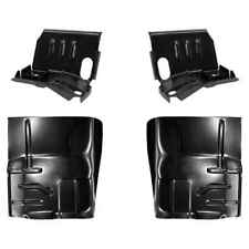 Cab Mount Floor Support & Floor Pan Kit for 80-98 Ford F-Series Pickup Bronco