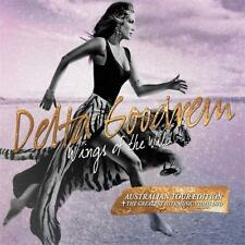 DELTA GOODREM WINGS OF THE WILD Australian Tour Edition CD/DVD ALL REGIONS NEW