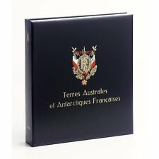 Davo Luxe binder stamp album France Taaf I
