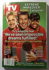 TV Guide Dec 26-Jan 1 2005 Extreme Makeover