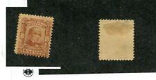 Scott 307 .10 Webster Stamp Mh 5205K