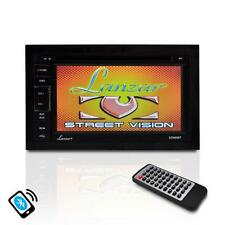 New 6.5'' Video Headunit Receiver, Bluetooth Streaming, DVD Player, Double DIN