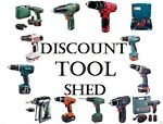 DISCOUNT TOOL SHED