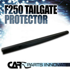 2008-2016 Ford F250 F350 F450 SuperDuty Black Tailgate Moulding Protector Cover